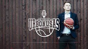 """""""urBONUSas"""": R.Javtokas – apie derybas su Šaru, """"Žalgirio"""" bausmes ir ambicingus projektus"""