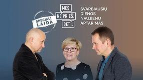 """Specialus 15min podkastas """"Mes ne prieš, bet..."""": kuo I.Šimonytė skiriasi nuo D.Grybauskaitės?"""