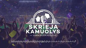 """""""Skrieja kamuolys"""": Baku, A lyga ir Europa, sėkmė Liverpulyje, Zizou vartuose ir """"Bayern"""" gynyba"""
