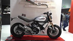 EICMA motociklų paroda Milane
