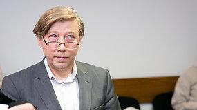 """Dėl tragiškos """"CityBee"""" avarijos kaltinamas R.Savukynas žiniasklaidai nepasakė nė žodžio"""