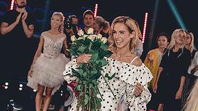 Indrė Kavaliauskaitė gimtadienio proga sulaukė šokių projekto dalyvių staigmenos