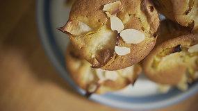 Greita, paprasta ir labai skanu – keksiukai su obuoliais