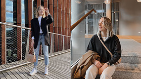 5 drabužių deriniai: kaip išlikti stilingai, neišleidžiant daug pinigų?