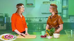 """""""Rūpinkis savimi"""": ką valgyti, kad jaustumės žvalūs ir išlaikytume norimą kūno svorį?"""