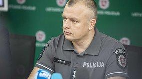 Policija papasakojo apie įvairiuose Lietuvos miestuose vykdytą tarptautinę operaciją