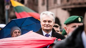 Lietuva švenčia laisvės jubiliejų