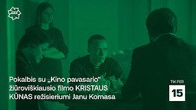"""Pokalbis su """"Kino pavasario"""" žiūroviškiausio filmo """"Kristaus kūnas"""" režisieriumi Janu Komasa"""