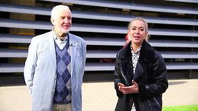 """77-erių mokslininkas Rimantas – apie atrastus pramoginius šokius: """"Reikia džiaugtis gyvenimu"""""""