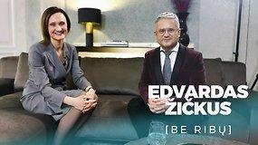 """V.Čmilytė-Nielsen – apie pokyčius tapus parlamento vadove: """"Be tėvų ir vyro palaikymo viskas būtų kur kas sunkiau"""""""