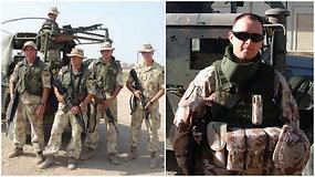 Irake tarnavusio lietuvio išpažintis: kaip susigyventi su tuo, kad nušovei priešą