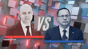 """Ar """"Sputnik"""" skiepo atsisakiusi Lietuva neaukoja visuomenės sveikatos dėl geopolitinės pozicijos?"""