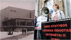 """Ar panevėžiečiai galėjo išvengti konflikto? Kino centro """"Garsas"""" ir SEMC istorija"""