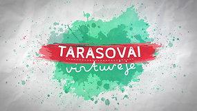 """""""Tarasovai virtuveje"""": Velykinės laidos anonsas"""