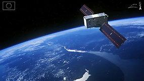 """""""Galileo"""" palydovinės navigacijos paslaugos"""