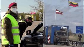 Nuskambėjome pasaulyje: Baltijos šalys vienintelės ES atvėrė tarpusavio sienas