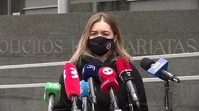 Lietuvos policija pristato tarptautinę operaciją: išardytas indėlinio sukčiavimo tinklas