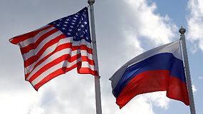 JAV paskelbė sankcijas Maskvai – rusai baiminasi pasekmių
