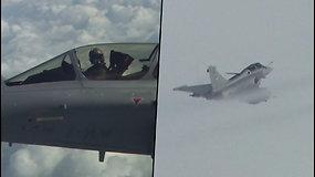Egipto kariuomenė stiprina pajėgas – įsigijo 30 naikintuvų