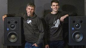 """Muzika 3D: elektroninės muzikos duetas """"Artfcl"""" pristato unikalų projektą """"Elements"""""""