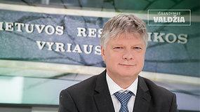 Išbandymas valdžia: ministras K.Navickas apie naminukės legalizavimą ir kodėl lietuviai nedirba sezoninių ūkio darbų