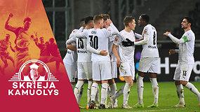 """""""Skrieja kamuolys"""": Čeburinas, 10 klubų A lygoje, """"Liverpool"""" atkarpa, snieguota Ispanija, """"Schalke"""" galia ir laimintis """"Juventus"""""""