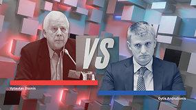 """Kas stovi už sprendimo Lietuvoje sustabdyti skiepijimą """"AstraZeneca""""?"""
