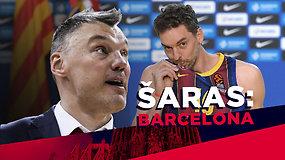 """Apkartintas Pau Gasolio sugrįžimas ir dilema – ar """"Barca"""" verta Eurolygos titulo?"""
