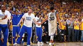 NBA pirmųjų finalo rungtynių minifilmas