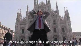 Kaip susikalbėti su italais
