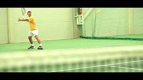 Tenisininkas Ričardas Berankis: kiek kainuoja užauginti profesionalų tenisininką?