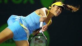 Marija Šarapova tęsią kovą dėl penkto Majamio čempionės titulo