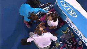 """Australian Open"" čempionato 13-a diena"