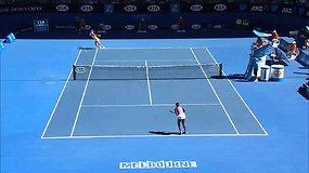 """Australian Open"" finale kovos Viktorija Azarenka ir Li Na"