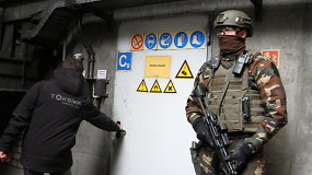 6 mln. eurų vertės narkotikų kontrabanda virsta dūmais ir pelenais