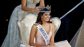 """Mis Pasaulis 2016"" – Stephanie Del Valle iš Puerto Riko"