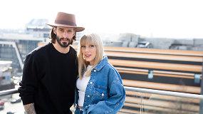 15min studijoje – Monique ir Justinas Jarutis paruošė naują staigmeną: kas suvedė juos į duetą?