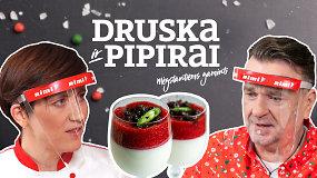 """""""Druska ir pipirai"""": kaip kieta ruginė duonelė tapo puriu karamelizuotu desertu"""