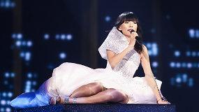 """Daugiausiai žiūrovų simpatijų pelnę """"Eurovizijos"""" pasirodymai"""