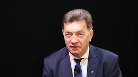 15min konferencijoje – A.Butkevičius