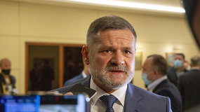 """Stipriai rinkimus į LFF prezidentus pralaimėjęs P.Malžinskas: """"Mes esam toli, toli kažkur praeityje"""""""