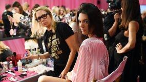 """Victoria's Secret"" angelų spindesys"