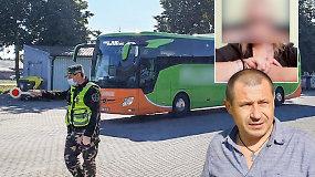Skylėta sienos kontrolė – autobusu į Lietuvą atvykę užsieniečiai apie saviizoliaciją nė negirdėjo