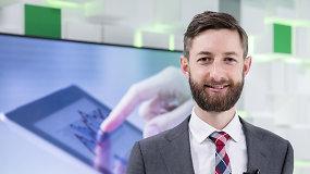 """""""Digital Academy"""" lektorius M.Povelauskas: kaip plėsti verslą internetu kitose šalyse?"""