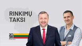"""""""Rinkimų taksi"""". A.Guoga: apie pilietybę, """"steikus"""" Lietuvai, lošimus su Pugačiova ir linkėjimus Puteikiui"""