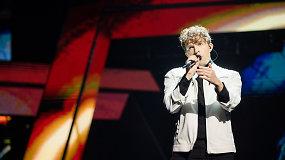 """Gebrasy pristato pirmąją lietuvišką dainą """"Arčiau tavęs"""": kam ji skirta?"""