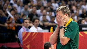 Dainius Adomaitis pratrūko: keikėsi ir pliekė FIBA