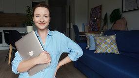 Ivetos patirtis: ko išmokė 9 metai laisvai samdomo darbo