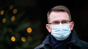 15/15: Ministras Dulkys apie masinį vakcinavimą ir NVSC vadovybės likimą