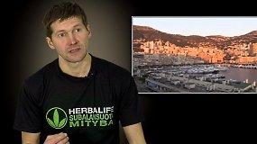 Aidas Ardzijauskas ruošiasi 8 parų bėgimui Monake